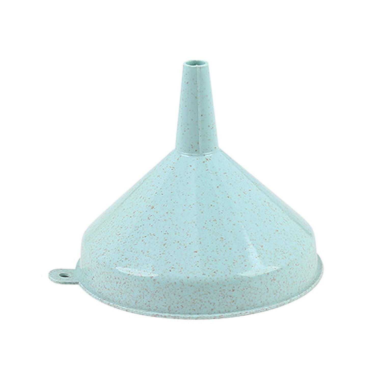 entre botellas Azul productos secos Juego de embudos de pl/ástico de boca ancha para la transferencia r/ápida y limpia de l/íquidos latas y recipientes FairytaleMM