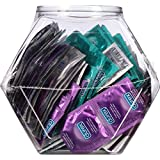 Durex Condom  Variety Fish Bowl, 144 Count