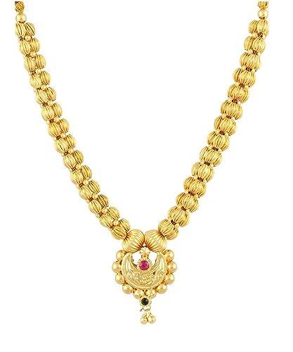 b50024bc47eb7 Buy Womens Trendz Traditional Handmade Jewellery Chandrakor Lambat ...
