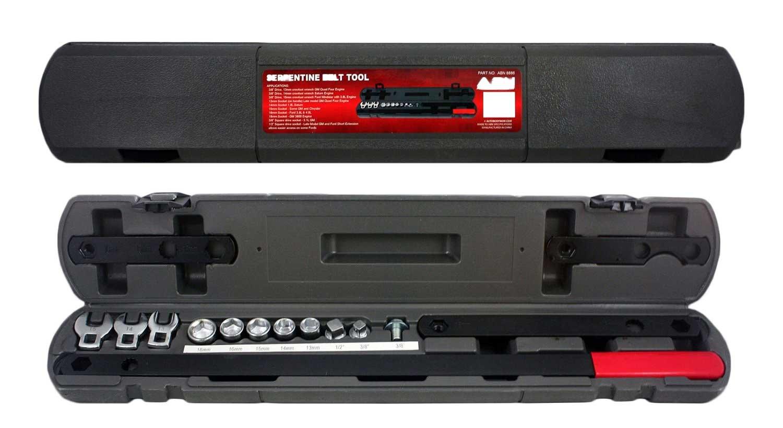 ABN Serpentine Belt Tool Kit