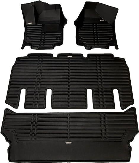 5 piece set Mopar 2017 2018 2019 Chrysler Pacifica All Weather Floor Mats
