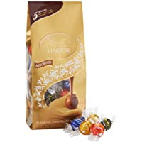 Lindt LINDOR Assorted Chocolate Truffles, Kosher, Great for Holiday Gifting, 21.2 Ounce Bag