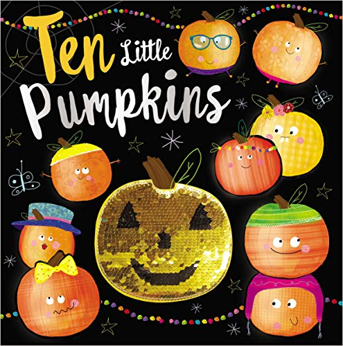Ten Little Pumpkins