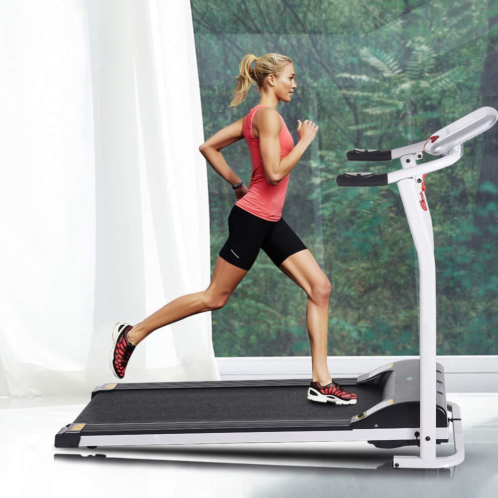 UMAY Fitnessclub - Cinturón de Correr eléctrico Plegable ...