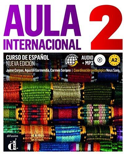 Aula Internacional 2. Nueva Edicion: Libro del Alumno + Ejercicios + CD 2 (A2) (Spanish Edition)