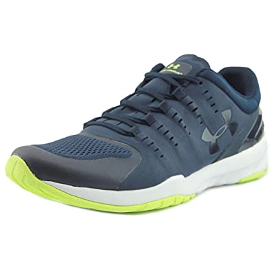 buy online 35726 2e35b Under Armour Charged Stunner Women s Training Shoes - 11 - Navy Blue