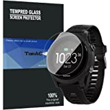 TopACE® 9H Tempered Glass Film Protection Écran en Verre Trempé Garmin Forerunner 935 (3 x Protèges-Écran)