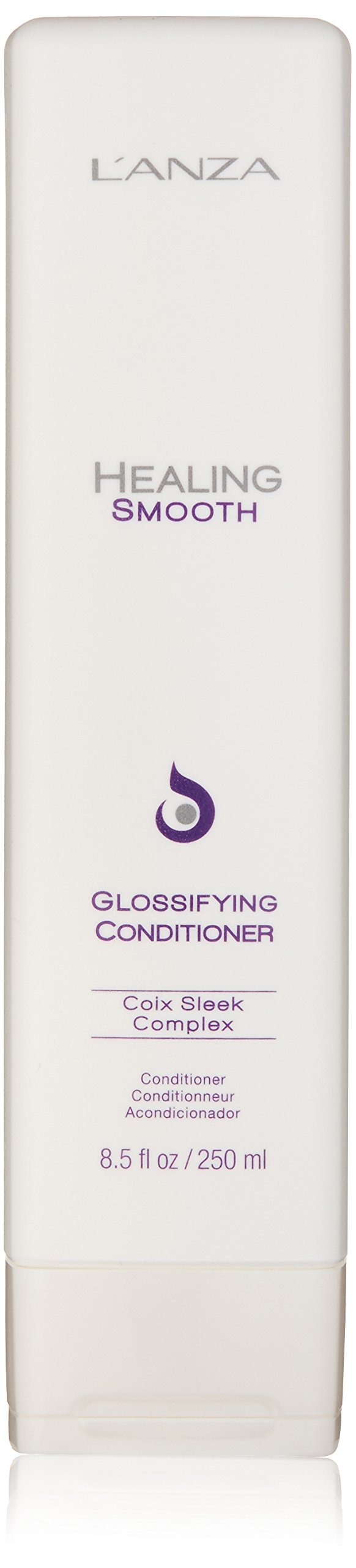 L'ANZA Healing Smooth Glossifying Conditioner, 8.5 oz. by L'ANZA