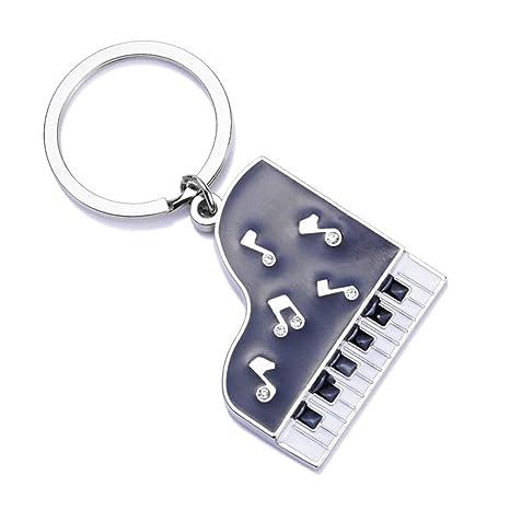 Amazon.com: Llavero de aleación de zinc, diseño de ruleta de ...
