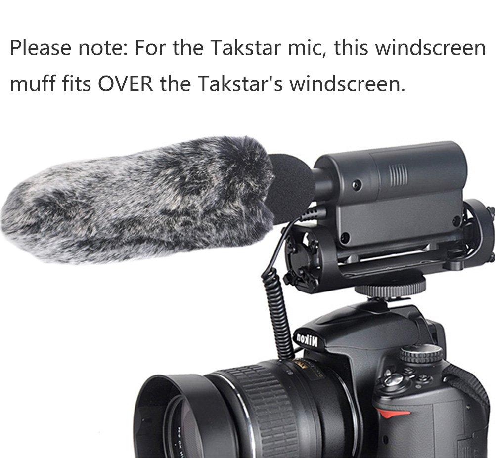 Amazon.com: micrófono al aire última intervensión Furry ...