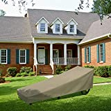 SunPatio Outdoor Chaise Lounge Cover, Patio Chaise