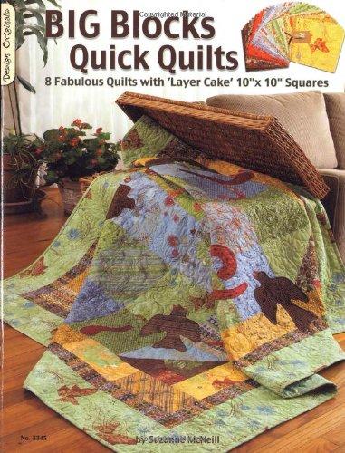 Big Blocks Quick Quilts
