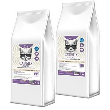 möhrke s Especial Mix de gato Croque 20 kg (2 x ...