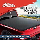 Weisshorn Tonneau Cover for Nissan Navara NP300 D23