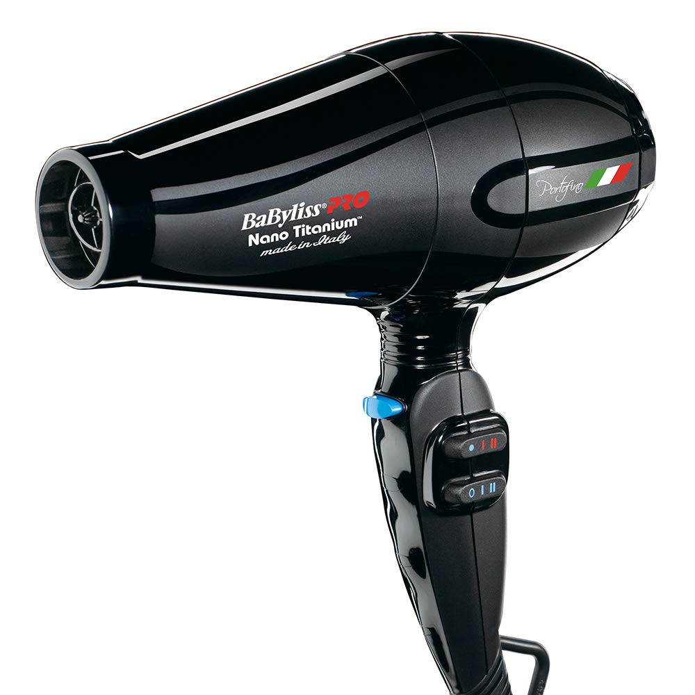 BaBylissPro Nano Titanium Full-Sized Hair Dryer