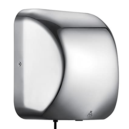Amazon Com Vevor Hand Dryers 1800w Automatic Hand Dryer High Speed