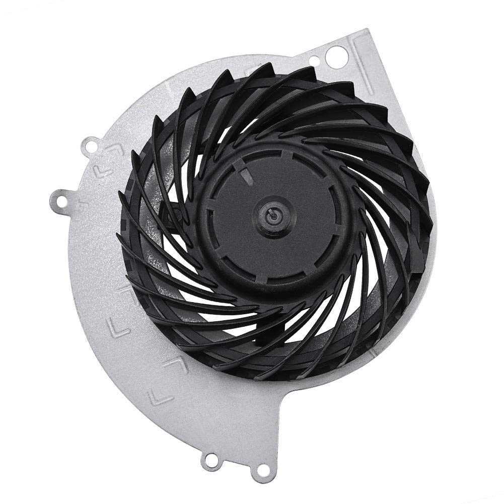 Richer-R Ersatz internen Lü fter, Tragbare interne CPU Lü fter Flexible Kü hlventilator Kü hler,DC 12V Ersatz Reparatur Internal Cooling Fan fü r PS4-1100 Spielkonsole