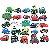 25pc Shoe Charms for Croc & Bracelet Wristband Kids Party Birthday Gifts #092