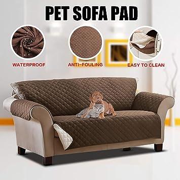 Essor Funda de sofá, 182 × 247 cm, Acolchada de algodón y poliéster,