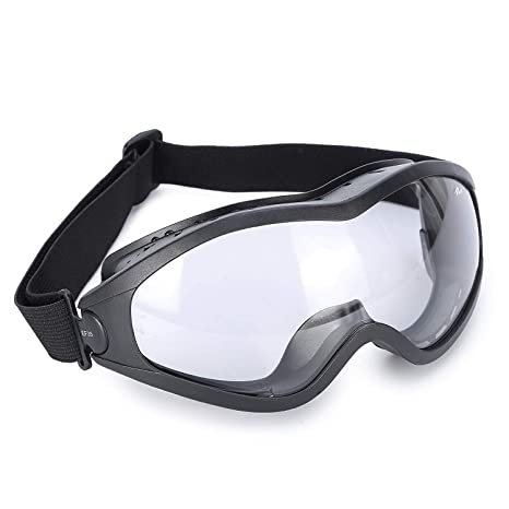 57449301272b Mufly Unisex Safety Googles Eye Protection Impact & Splash Resistant Goggle  Protective Google Anti-Fog: Amazon.co.uk: DIY & Tools