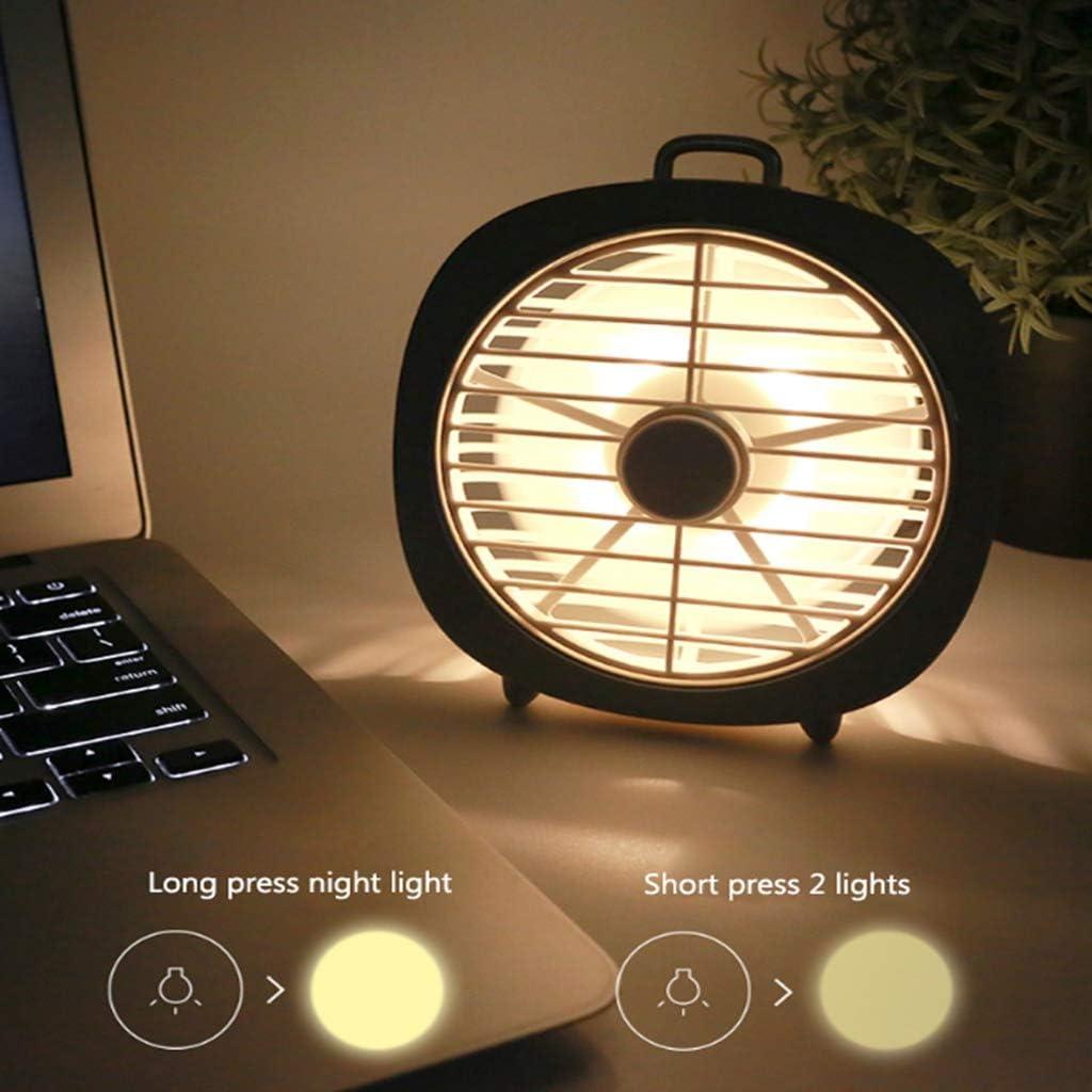 Student Desktop Fan-a Desktop Office Silent Portable USB Small Fan