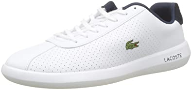 c63cad22dc4a Lacoste Men s Avance 318 1 SPM Trainers  Amazon.co.uk  Shoes   Bags