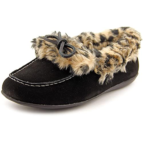 Vionic Women/'s Cozy Juniper Slipper Comfortable House Shoes Concealed Orthotic Support