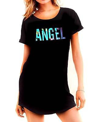 l'atteggiamento migliore 7b31f fc6c9 Victoria's Secret - Camicia da notte - Donna nero Medium ...