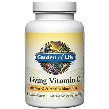 Amazon.com: Jardín de vida que viven Multi vitamina C ...