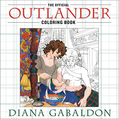 Pdf Travel The Official Outlander Coloring Book: An Adult Coloring Book