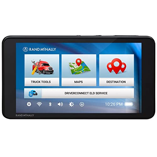 Rand McNally TND 540 LM review