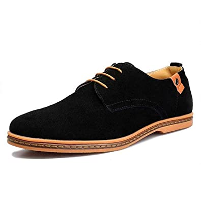 Amazon.com | Mens Shoes Casual Leather Shoes Men Loafers Summer Oxfords Italian Sneakers Flats Vestir | Loafers & Slip-Ons