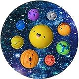 LANTIAN Simple Pop Brinquedo Fidget Brinquedo Pop que brilha no escuro Alívio de Estresse - Mini brinquedos fidget para crian