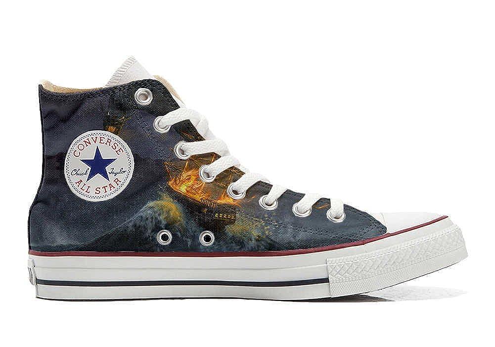 Converse All Star personalisierte Schuhe - Handmade schuhe - Videogame