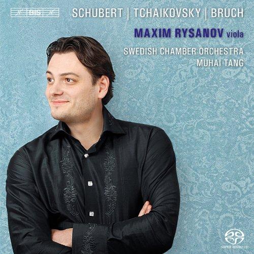 RYSANOV / SCHUBERT / TCHAIKOVSKY / SCO / TANG