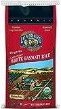 Lundberg Organic California White Basmati Rice, 25-Pound