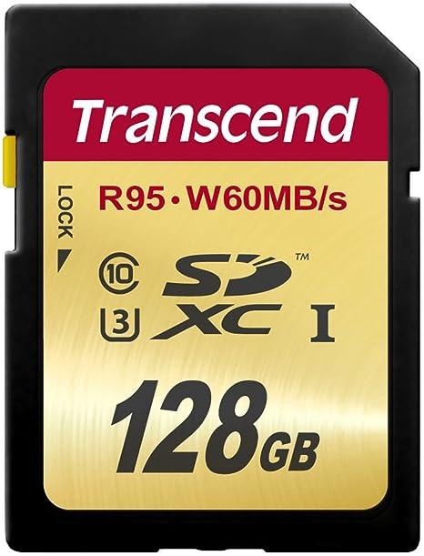 Amazon.com: Tarjeta de memoria Flash: TRANSCEND: Computers ...