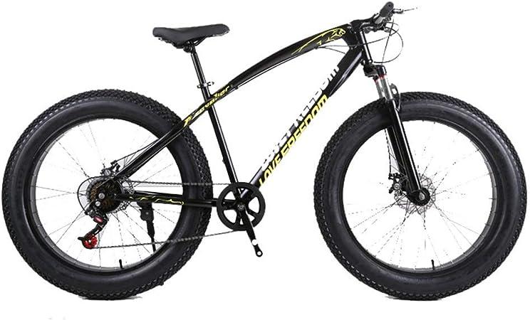 LKJCZ 18 Bicicletas de Grasa, la montaña a Campo través de la ...