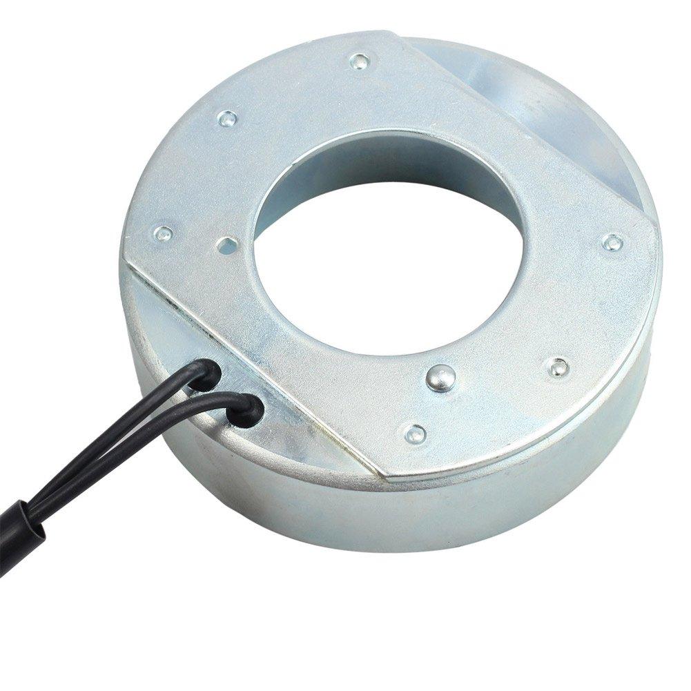 lzndeal Bobina acoplamiento magnético compresor de aire acondicionado para liiray Opel Astra 1854272: Amazon.es: Hogar