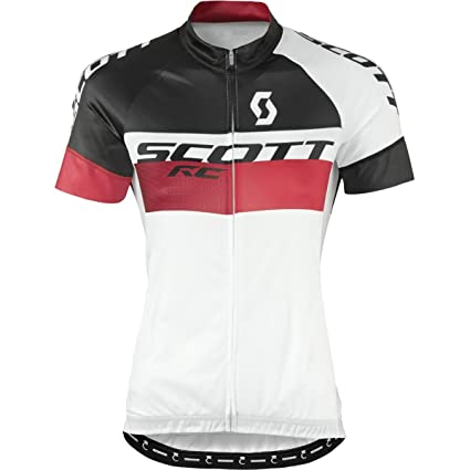 31a706d3d Amazon.com   Scott RC Pro Jersey - Short-Sleeve - Women s White ...