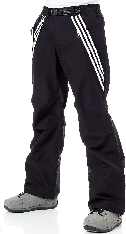 adidas Riding Snowboard Pantalones Hombre Negro, M