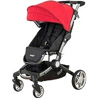 Larktale Lightweight Compact Coast Stroller, Barossa Red