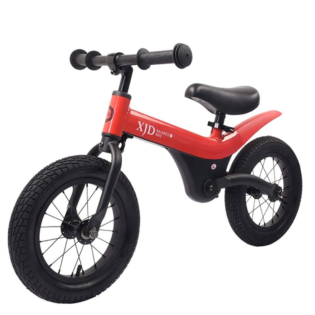 Biciclette senza pedali Balance Bike Toddler Running Walking Training Bambini e Ragazzi 2 3 4 e 5 Anni (colore   A)