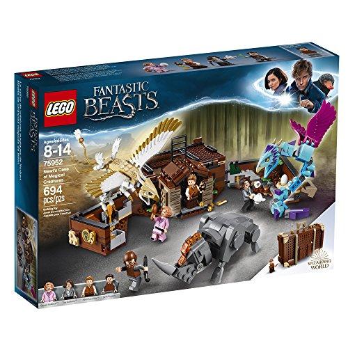 LEGO Fantastic Beasts Newt's Case Magical Creatures JungleDealsBlog.com