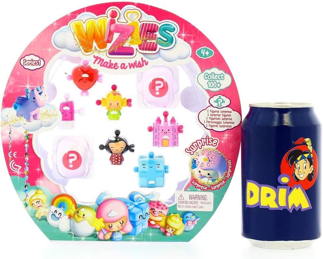 Amazon.es: Famosa Wizies Pack 8 Figuras 700014293: Juguetes y juegos