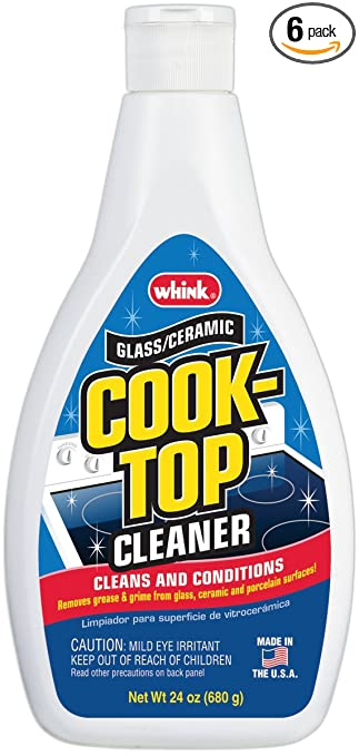 Amazon.com: whink vidrio/cerámica cook-top Cleaner, 24 Onza ...