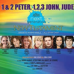 (34) 1,2 Peter - 1,2,3 John - Jude, The Word of Promise Next Generation Audio Bible