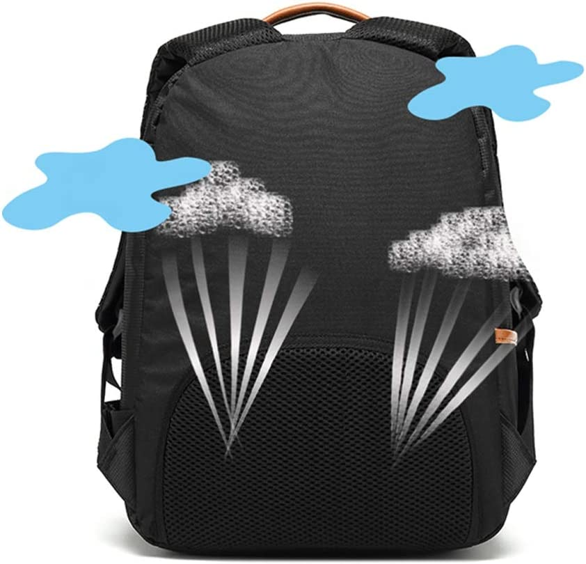 Carrier-bag Knapsack Modern Minimalist Small Outdoor Shoulder Photography Digital Camera Backpack Polyester Material Waterproof Anti-theft SLR Camera Bag Travel Bag Size 26.5 Cm 13.0 Cm 34.0 Cm ha