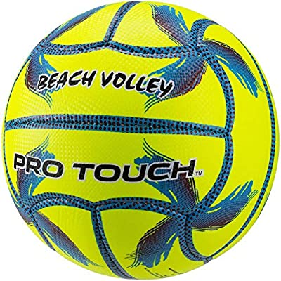 Pro Touch Top IDE – Balón de voley Playa, Amarillo/Azul/Lila, 5 ...