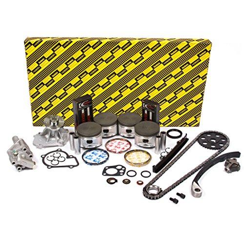 OK3005S/0/0/0 80-90 Nissan 240SX 2.4L SOHC 12V Engine Rebuild Kit (2.4l Sohc Engine)